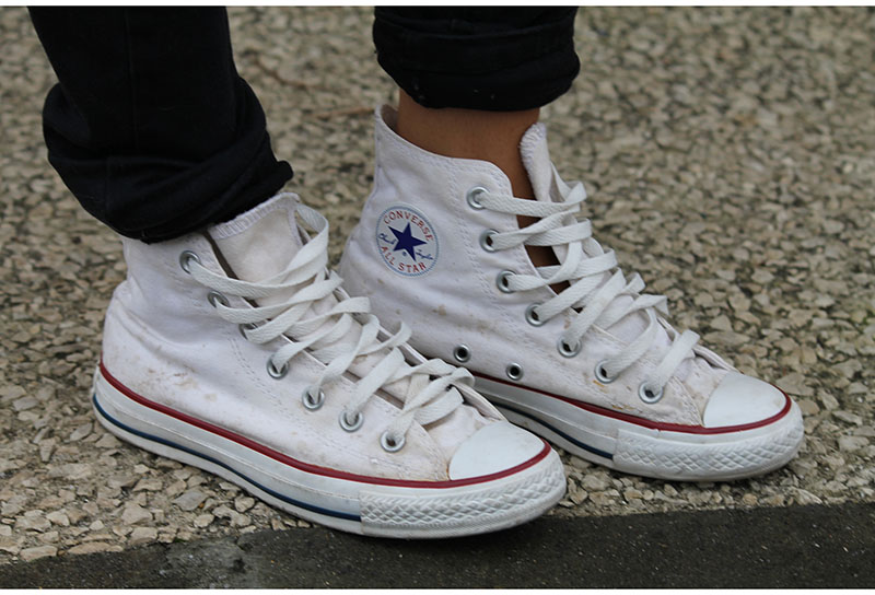 old-converses