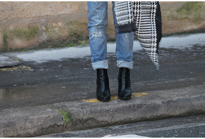 bottines-noires