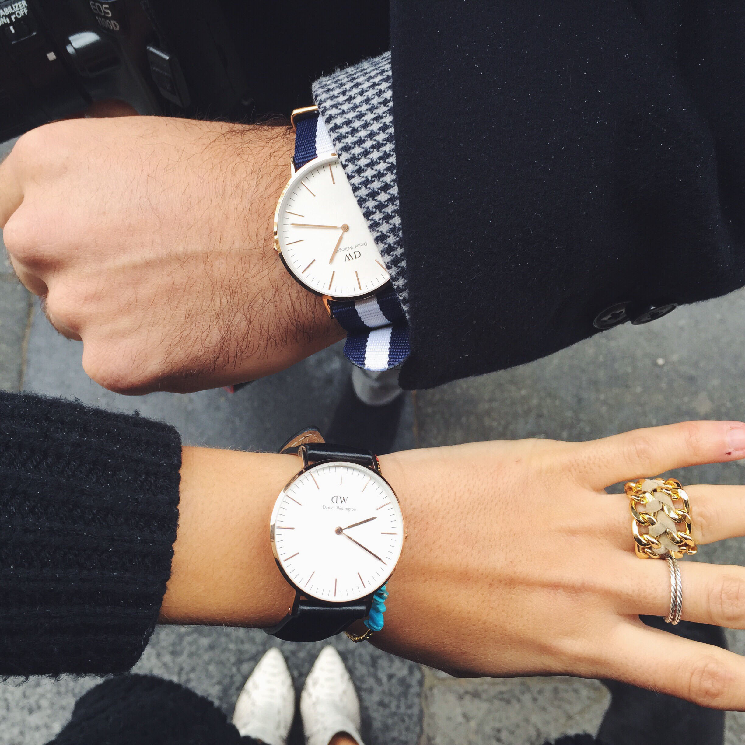 montres daniel wellington n o h o l i t a. Black Bedroom Furniture Sets. Home Design Ideas
