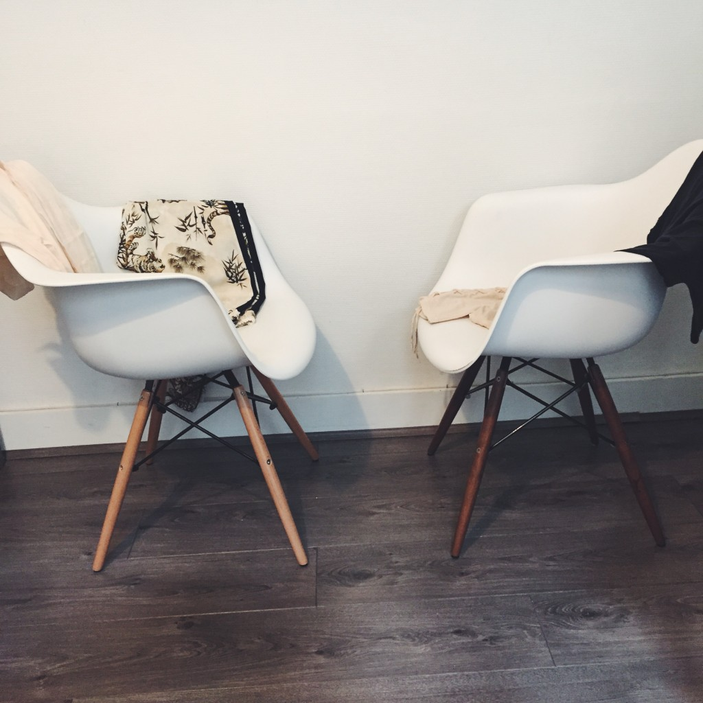 Chaises inspirations charles eames n o h o l i t a - Chaise charles eames copie ...