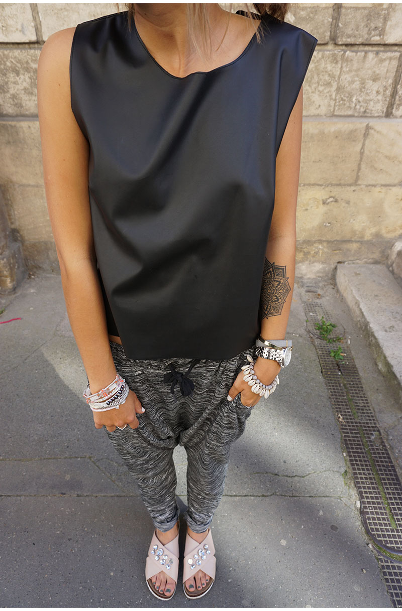 leather-tee