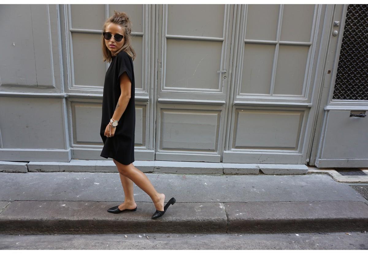 f7da096cf3f891 tHE PERFECT black dress - N O H O L I T A