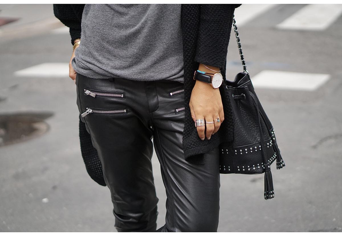 pantalon-cuir-fermetures