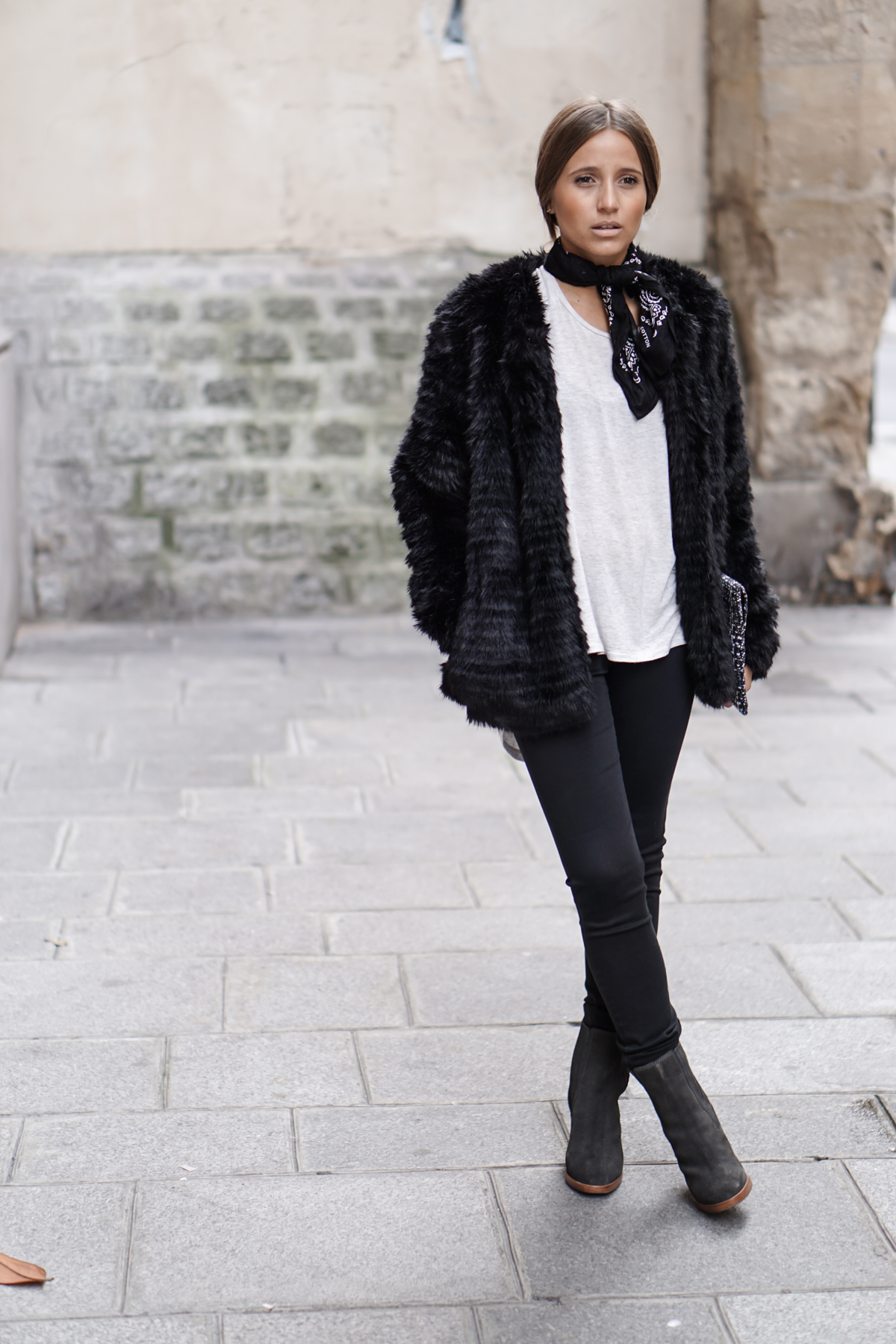 Manteau Faux Fur N O H O L I T A
