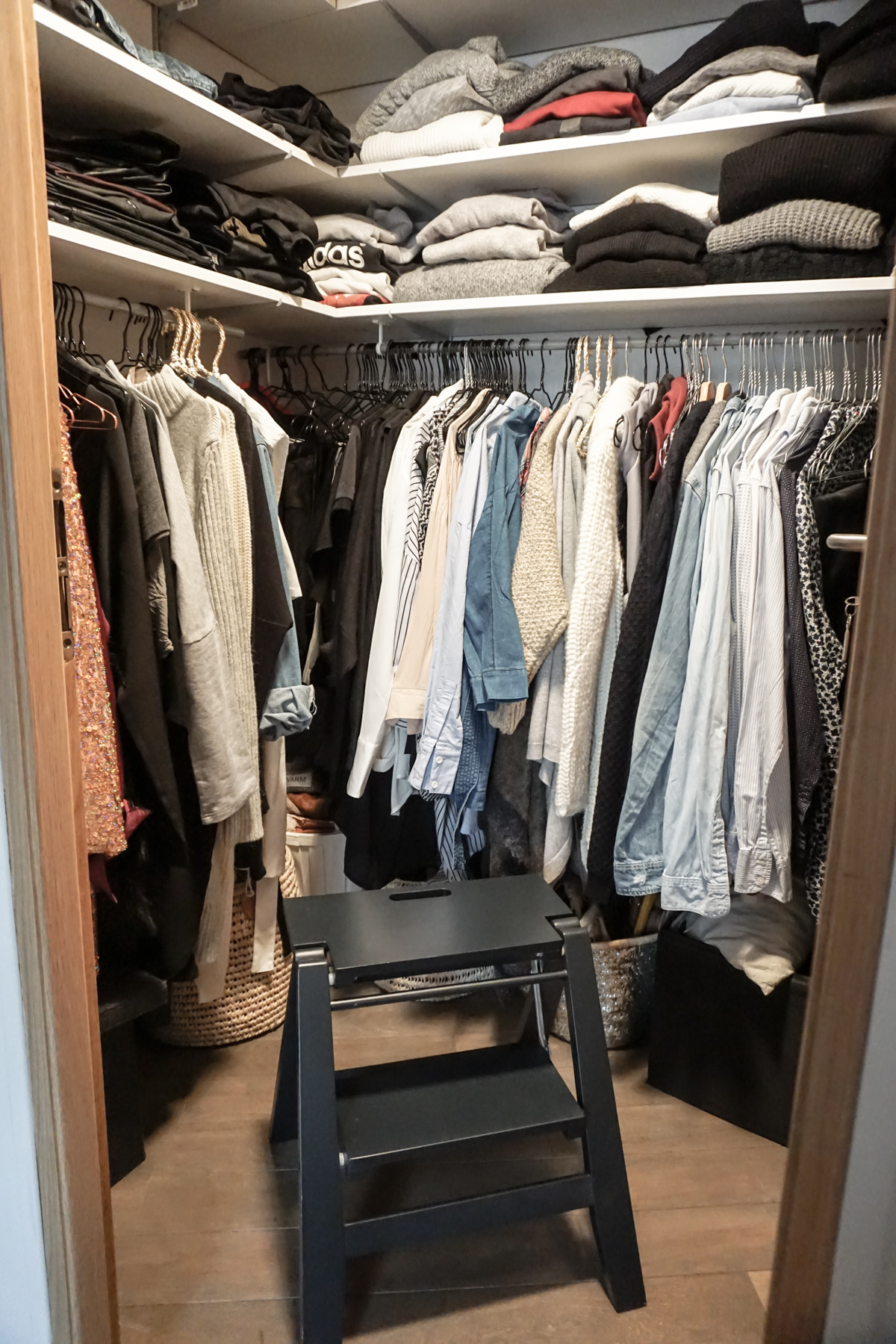 Comment Faire Un Dressing Sois Meme dÉco : chambre & dressing - n o h o l i t a