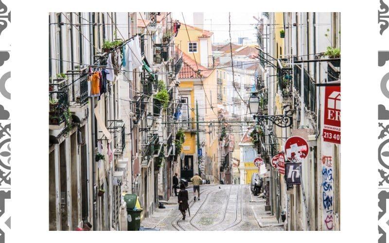 street-lisbon