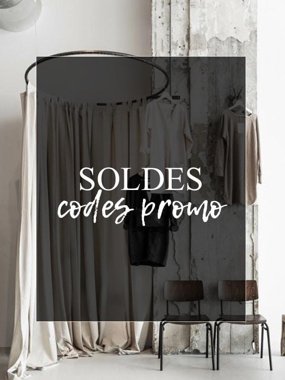 SOLDES ETE 2018 - CODES PROMO