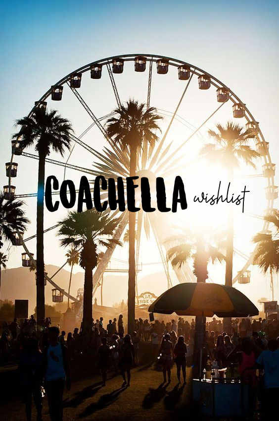 #COACHELLA MISSGUIDED WISHLIST