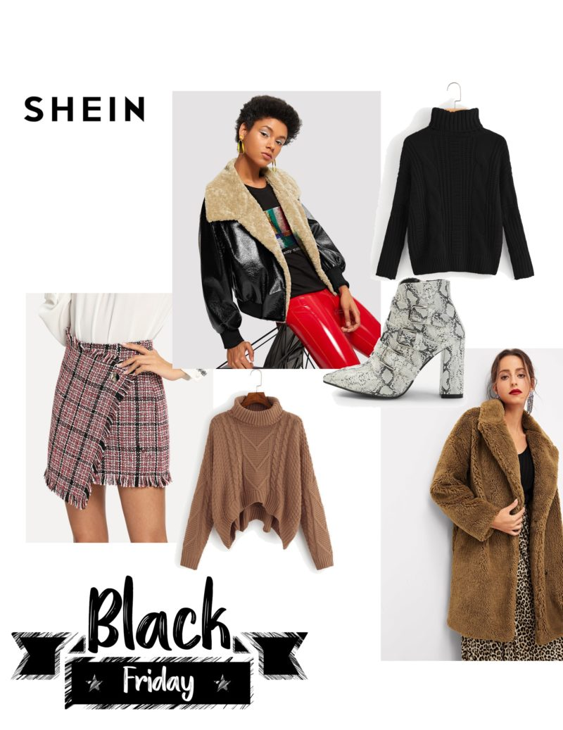 #BLACKFRIDAY @SHEIN